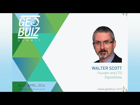 GeoBuiz Summit 2016 : Geospatial Platforms  Enabling Disrupt