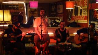 "Authority Zero ""Break The Mold"" (live acoustic) @Ramones Museum, Berlin 2012"