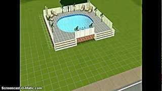 Sims 3 Building A Hot-tub