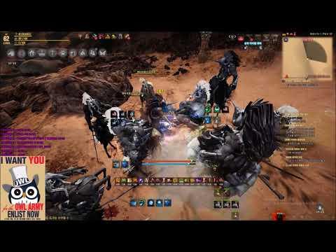 Black Desert Online - Taphtar Plain Farming(witch)