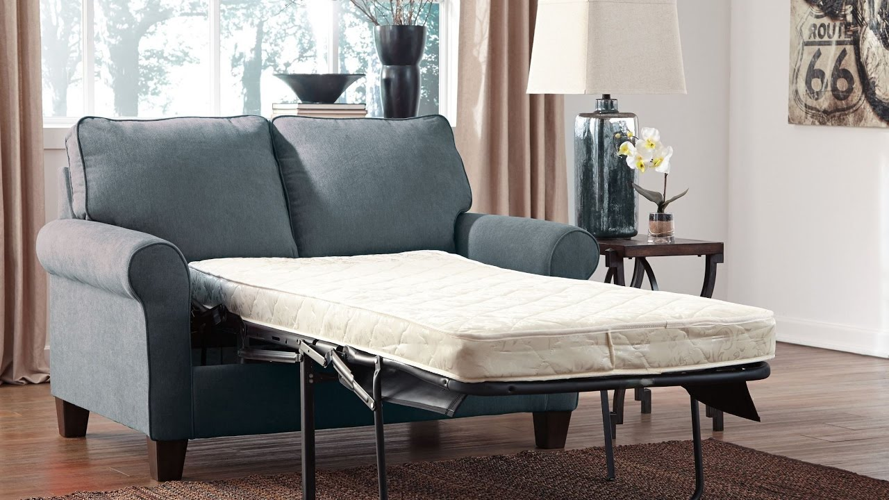 Twin Size Sleeper Sofa
