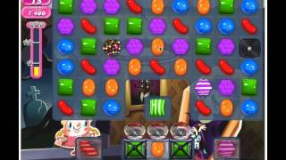 Candy Crush Level 218 - 2 Stars No Boosters