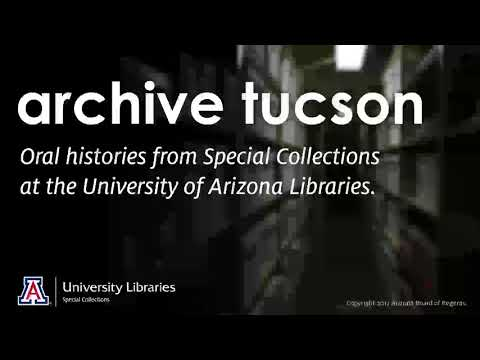 Archive Tucson: Don Laidlaw (1 of 4)