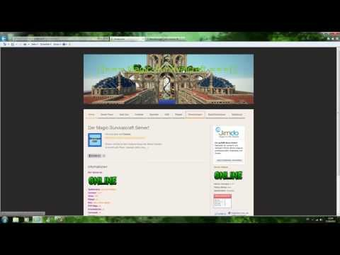 Minecraft Magic Survivalcraft Sich Als Adminsupporter Bewerben