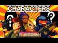 Enter the Gungeon tips : How to choose your characters & How to Unlock the Robot and Bullet