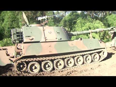 c220d556aa Batismo de fogo dos M-109A5: modernização da Artilharia de Campanha. |  Tecnodefesa