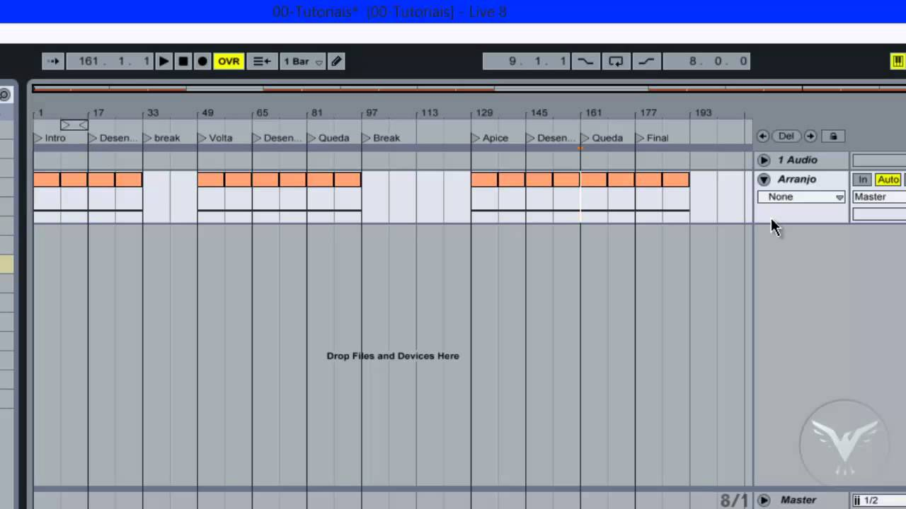 how to add a metronome track ableton