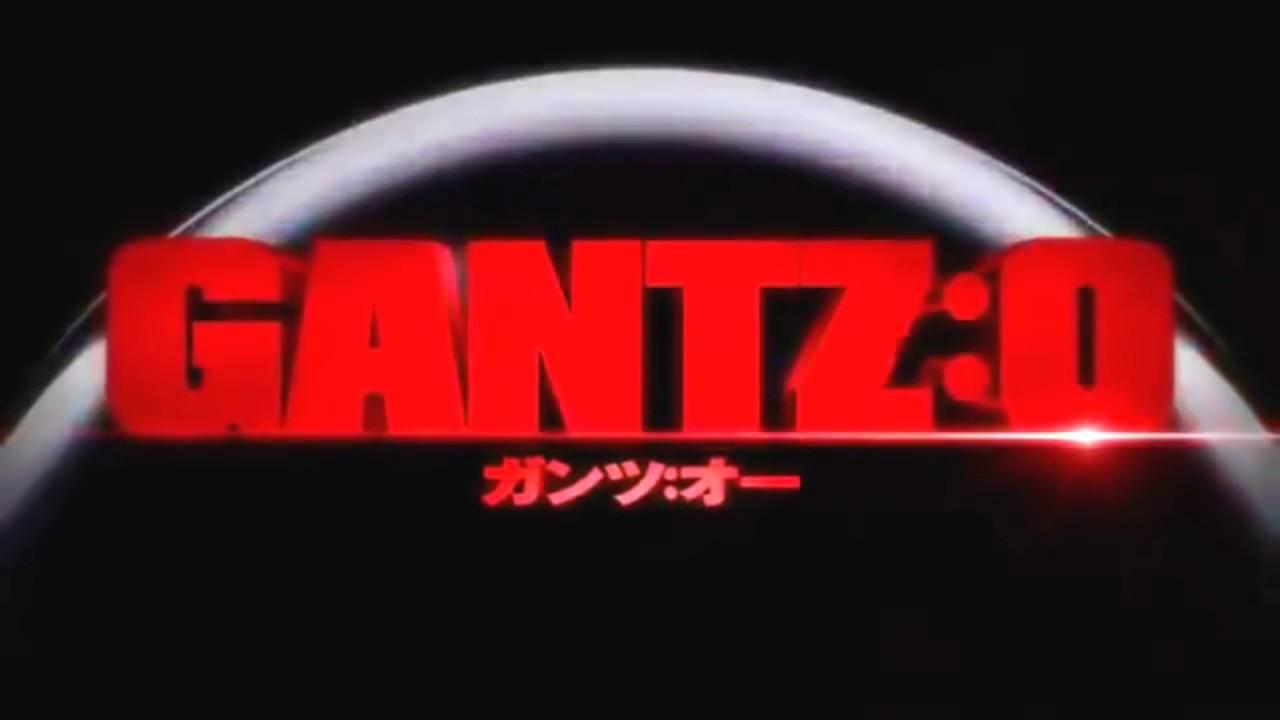 GANTZ:O - 3D Animation Teaser Trailer