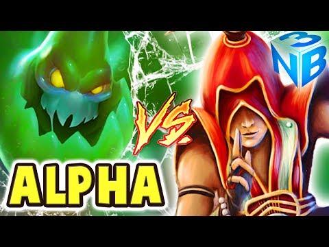 LEE SIN JUNGLE VS. THE ALPHA MALE | UNREAL COMEBACK | THE LONGEST RESONATING STRIKE?! - Nightblue3