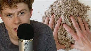 The Most Satisfying ASMR Video Ever -  Kinetic Sand in 60FPS