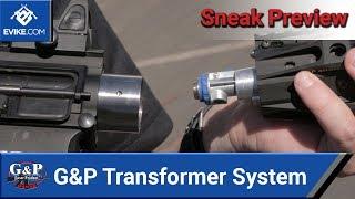 !!! SNEAK PREVIEW!!! - G&P Transformer System - Airsoft Evike.com