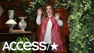 Melissa McCarthy Hilariously Dishes On Making Out With Her 'Life Of The Party' Co-Star   Access