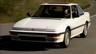 MotorWeek | Retro Review: '88 Honda Prelude 4WS