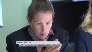 Sénatoriales : LREM lance sa campagne dans les Yvelines