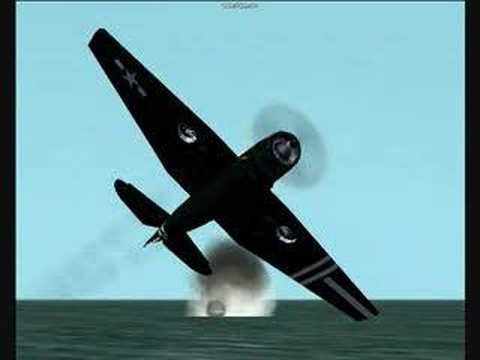 TBM Avenger off the USS Gilbert Islands