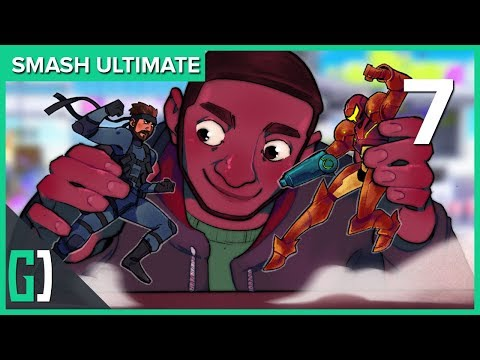 [7] Super Smash Bros Ultimate w/ GaLm and friends thumbnail