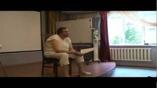 Создание мифа и имиджа (часть 4). Сергей Горин Video