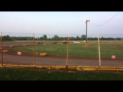 67 speedway heat race 5-18-13