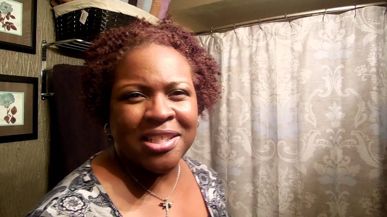 Upclose Look At My Mastey Hair Color - YouTube