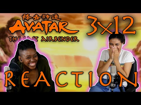 "Avatar 3x12 ""The Western Air Temple"" REACTION!! from YouTube · Duration:  23 minutes 2 seconds"
