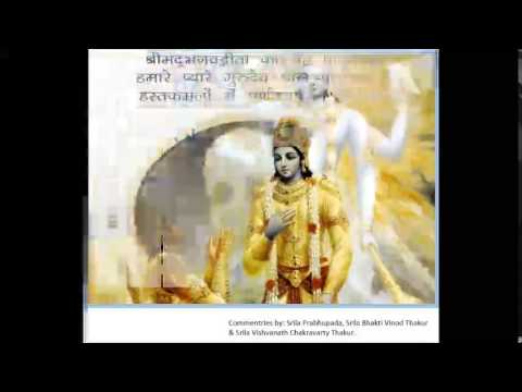 Bhagwat Gita Lecture Series Text 2.39_1  (Verse by Verse) by Harimohan Das Prabhu