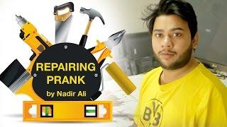 Electronic Repairing Prank By Nadir Ali in P4 Pakao
