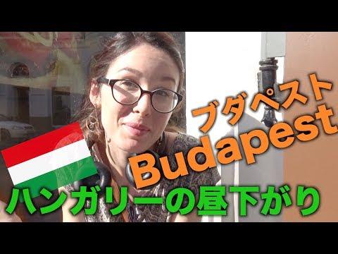 Budapest City Tour With Localsvlog