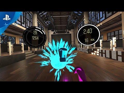BOXVR - Gameplay Trailer | PS VR