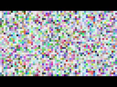 How to create a random pixel image in Java - Image Processing