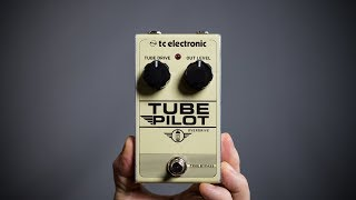 $500 Ambient Guitar Pedalboard Tube Pilot Overdrive! (TC Electronic)