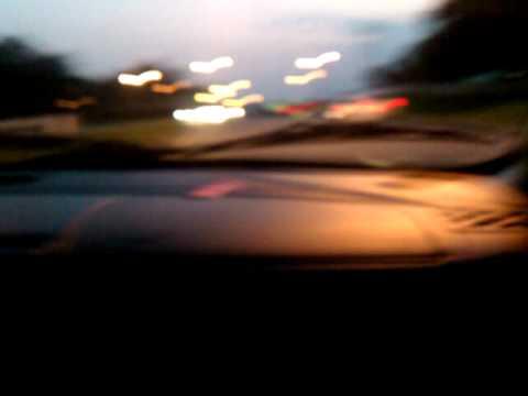 Driving around Lexington Kentucky