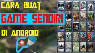 Cara buat GAME sendiri di Android | tutorial #10