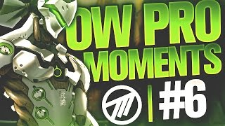 Overwatch PRO Moments #6 (Special J!NX Edition) - Method