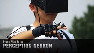 How Perception Neuron Wants to Change the Game