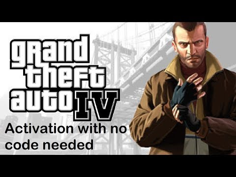 How to activate GTA IV without any serial key