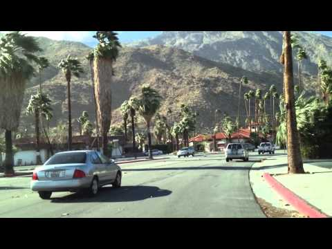 Palm Springs wind Storm 2 1/21/12