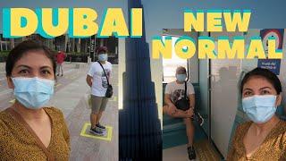 DUBAI NEW NORMAL | DUBAI MALL | DUBAI METRO | DUBAI VLOG