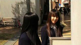 伊倉愛美が中央カレッジグループのサイトでショートムービーにでてます.