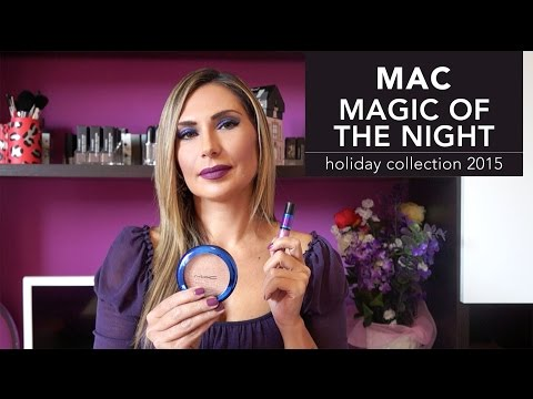 MAC MAGIC OF THE NIGHT Collezione Natale 2015 | I miei acquisti