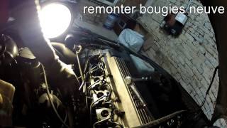 Changer bougies préchauffage : BMW 325 TDS : change in preheating candles