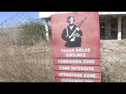 The ghost town of Cyprus after forty years of division - reporter