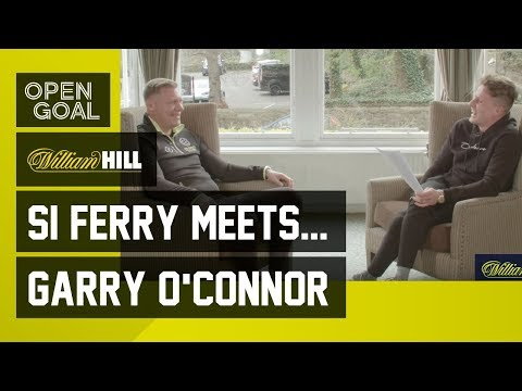 Si Ferry Meets... Garry O'Connor - Hibs, Russia, Birmingham & 2nd Chance Academy