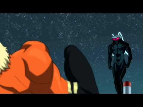 Aquaman vs. Black Manta