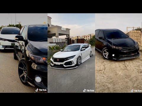 Best Modified cars Tiktok video's | civic,reborn,grande | Tiktok vines