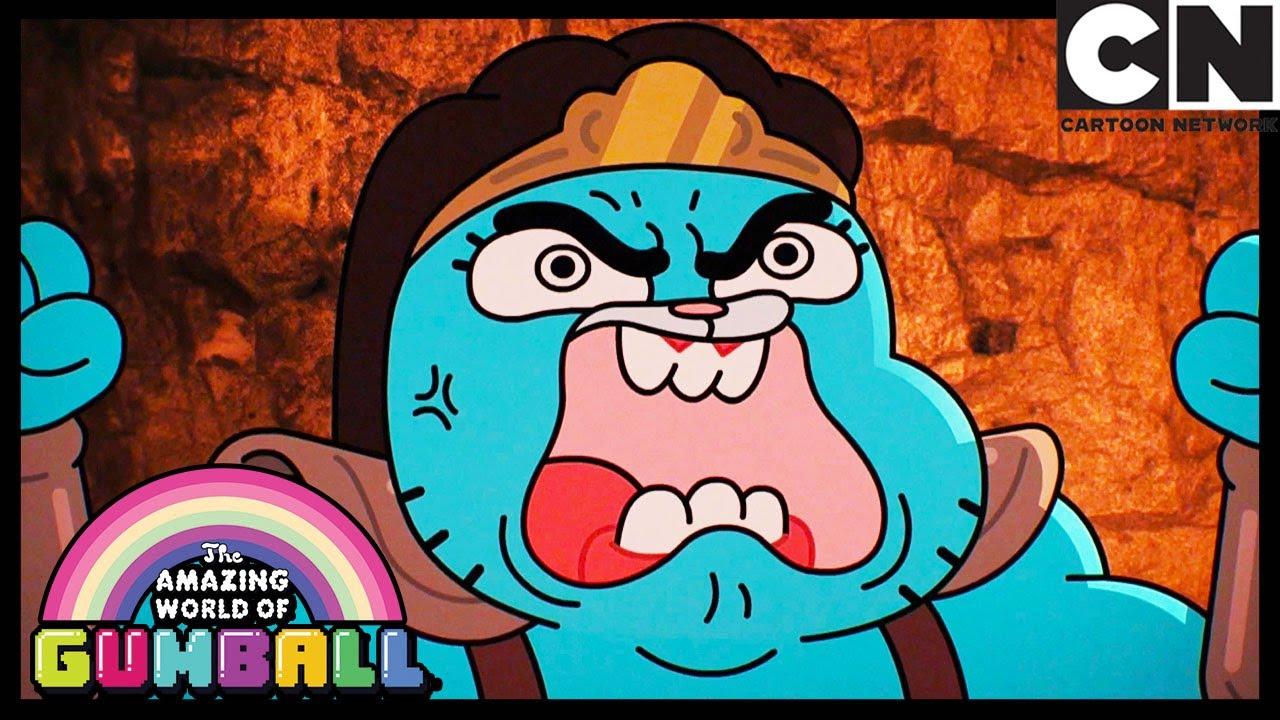 Road Rage - Gumball Videos - Cartoon Network