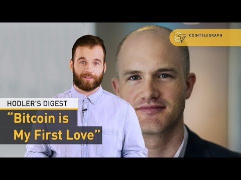 """""""Bitcoin Is My First Love"""" 