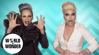 FASHION PHOTO RUVIEW: The Boulet Brothers' DRAGULA Queens!