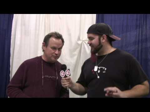 SWAG's Interviews: Gregg Berger, Cutter on Halo Wars (in HD)!