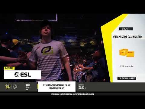LIVE: Alliance vs NiP - ESL One Birmingham 2020 - Group Stage - EU/CIS