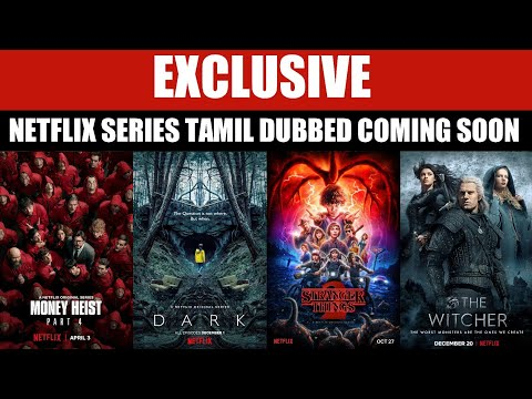 Download SK Times: Exclusive Tamil Dubbed Loading🔥- Money Heist, Stranger Things, The Witcher, Sweet Tooth
